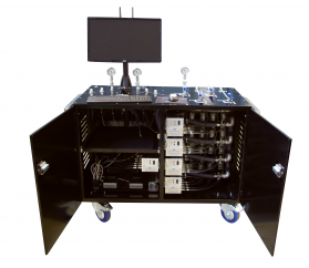 COHO 802 Vacuum Leak Detection System